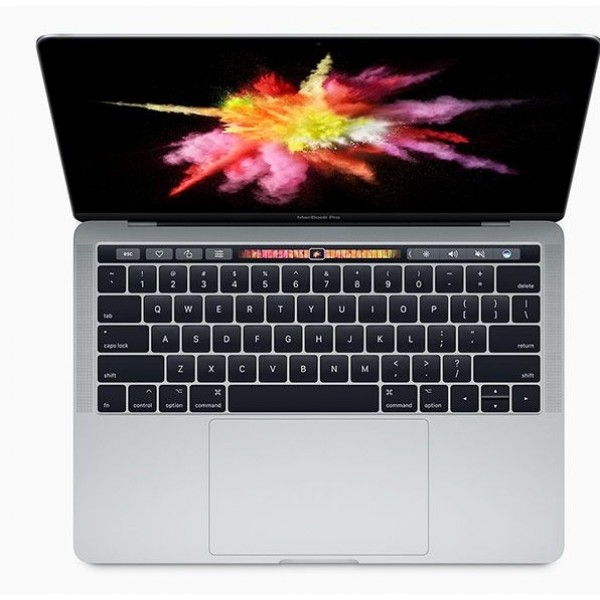 """Apple Macbook Pro 15"""" 2017 - MPTT2 - 512GB - Touch Bar with integrated Touch ID sensor - English Only Keyboard- Gray"""