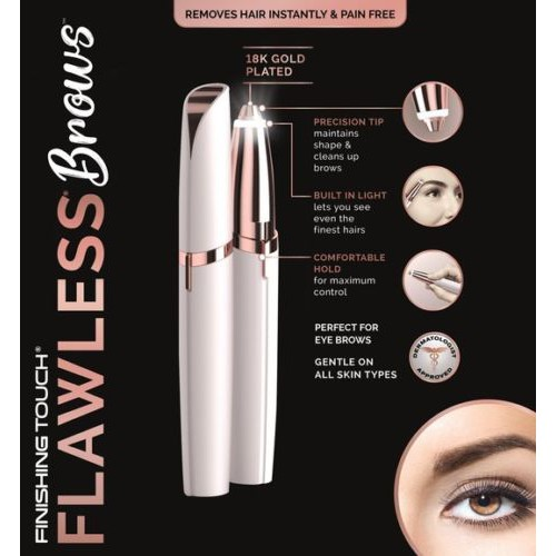 Flawless Brows Eyebrow Hair Remover
