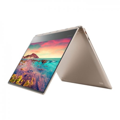 "Lenovo Yoga 910 (14"" Touch UHD / 8GB / 7th Gen. Core i7 /  512GB SSD / Win 10) - Champagne Gold"