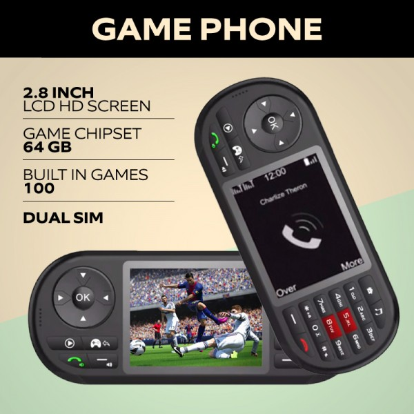 Mr.Cell Game Phone S1