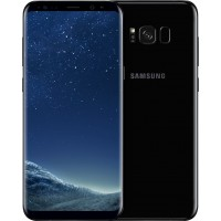 Samsung Galaxy S8 Plus, 64GB, Dual Sim, 4G [Midnight Black]