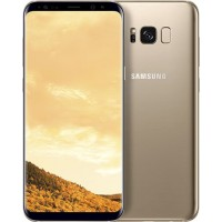 Samsung Galaxy S8 Plus, 64GB, Dual Sim, 4G [Maple Gold]