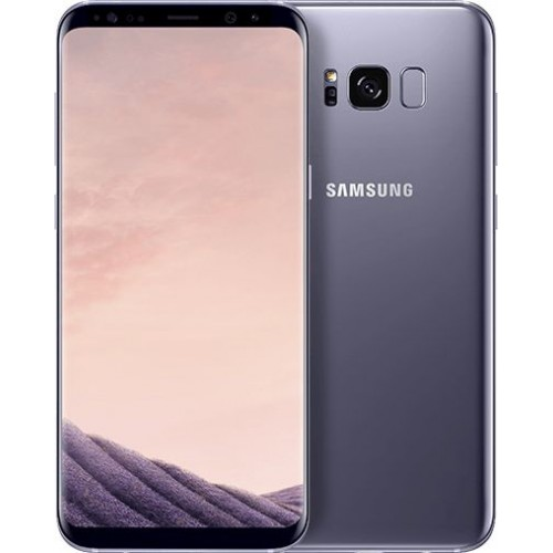 Samsung Galaxy S8 Plus, 64GB, Dual Sim, 4G [Orchid Gray]