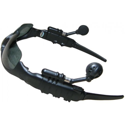 Mp3 Player/ 4GB Sunglasses  Bluetooth phone FM Sunglass sports headphones sun glass Headset