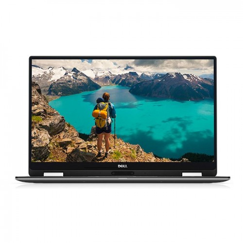 "Dell XPS 13 2017 2-in-1 - 1061- 13.3"" QHD Touch / Core i7 / 8GB RAM / 512GB SSD / Windows 10 - Silver"