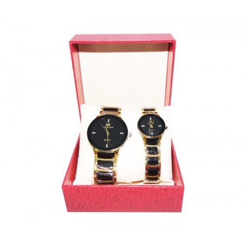 Himi HRR-22 Romanto Romance Couple Spare Gift Box Wrist Watches