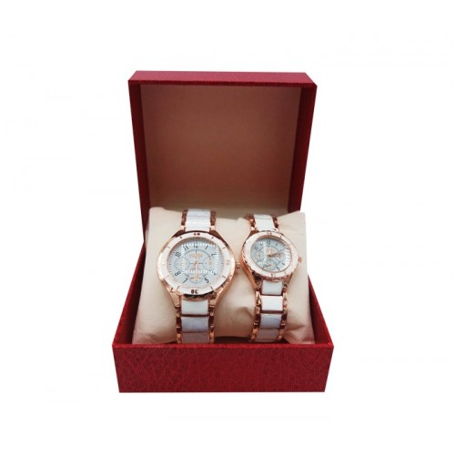 Himi HRR-25 Romanto Romance Couple Spare Gift Box Wrist Watches