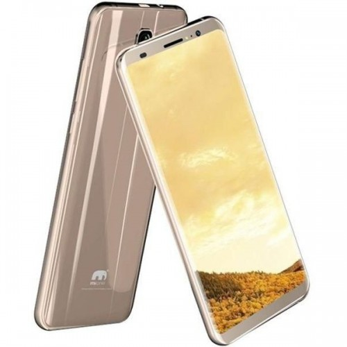 Mione I, Fingerprint, 4GB Ram, 64GB [Gold]