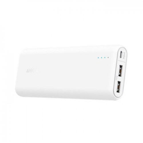 Anker A1252 PowerCore 15600mAh Powerbank - White