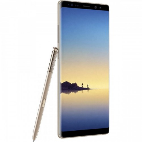 Samsung Galaxy Note 8 - 4G - 64GB -Dual Sim - Maple Gold