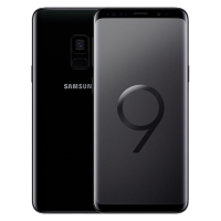 Samsung Galaxy S9 Dual Sim, 64GB, 6GB RAM, 4G Midnight Black