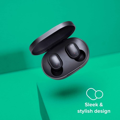 Redmi Wireless Earbuds S Basic Up to 12 Hours of Playback time, IPX4 Sweat & Splash Proof