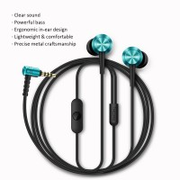MI 1MORE Piston Fit Earphone with Mic Wired Headset
