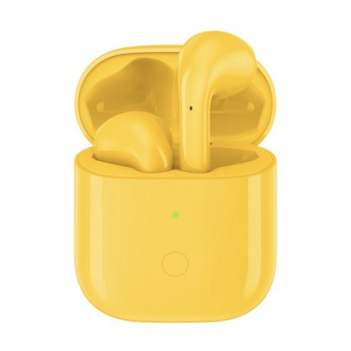 Realme Buds Air wireless Earphone, Yellow